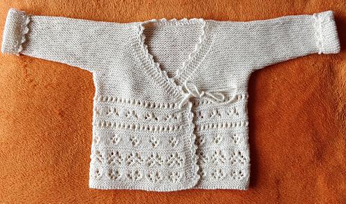 Odeta Jacket Free Kimono Knit Pattern