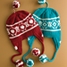 Pirate Baby Earflap Hats: His and Hers pattern