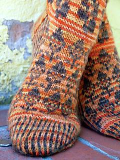 Acorn foot