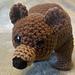 Grizzly Bear pattern