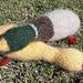 Quack Duck Toy pattern