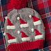 Dancing Santa Hats pattern