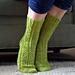 Indulge Socks pattern