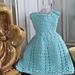 Let's Visit Rome Dress Dishcloth pattern