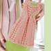 Thurs Off to the Spa Dishcloth Dress pattern