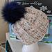 Slip Stitch Sensation Hat pattern