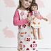 Petal Dress Set pattern