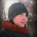 Stained Glass Medley Hat pattern