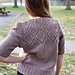 Lace Back Tee pattern