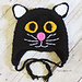 Black Cat Hat pattern