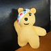 Pudsey Bear pattern