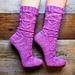 Socken-Mystery-KAL: Potpourri pattern