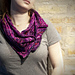 Weeble Wobble Cowl pattern