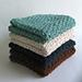 4 Free Washcloth Patterns pattern