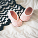 Felted Ballet Flats for Kids pattern