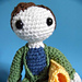 The Hitchhiker's Guide to the Galaxy: Arthur Dent pattern