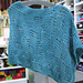 Leaning Doors Poncho pattern