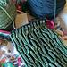Learn 2 Color Brioche Scarf pattern