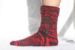 Tomboy Sock