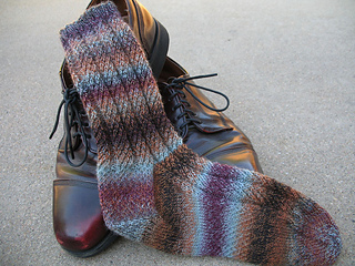 A Gentleman's Sock in Repose
