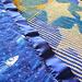 Star Illusion Blanket pattern