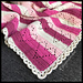 Heartly blanket / Hjärtlig filt pattern