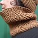 Almond Cowl pattern