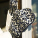 Narnia White Witch Mitts pattern