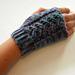 Liffey Swim Gloves pattern