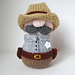 Sheriff Howdy pattern