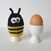 Bumble Bee Egg Cosy pattern