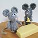 Dinky Mice pattern