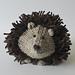 Tweedy Hedgehog pattern