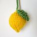 Little Lemon pattern