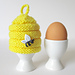 Beehive Egg Cosy pattern
