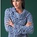 Floral Fantasy Pullover pattern