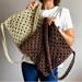 Granny Square Tape Yarn Bag pattern