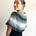Silver Lining Capelet pattern