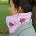 Lovely Jasmine Cowl pattern