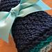 The Serenity Crochet Scarf pattern