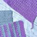 Blossom Wash Cloth pattern