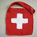 Swiss Cloth/Bib pattern