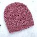 Toufosion Hat pattern