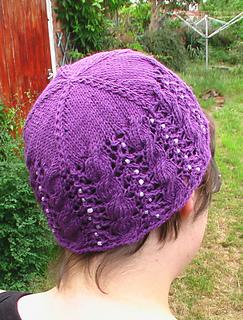 skull cap back