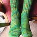 Priscilla's Dream Socks pattern