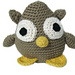 Amigurumi Courtney the Owl in an Egg pattern
