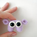 Amigurumi Ro the Tiny Monster pattern