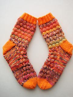 Ravelry Minecraft Socks Pattern By Heather Cox