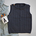Alvins vest pattern