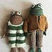 Frog and Toad pattern